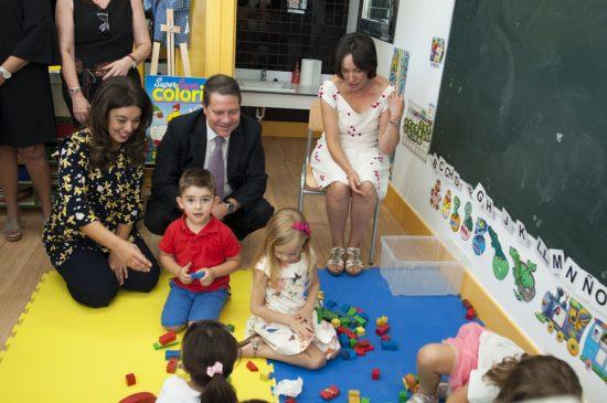 Inauguración aulario de Valverde - 7