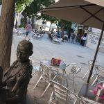 Ciudad Real: Las pérgolas metálicas no volverán a la Plaza Cervantes