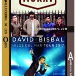 La música de Morat y David Bisbal, grandes reclamos de las Fiestas de Villarrubia de los Ojos del 7 al 12 de septiembre