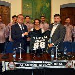 La Universidad de Castilla-La Mancha esponsoriza al Club Balonmano Alarcos Ciudad Real