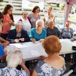Puertollano celebra con esperanza el día mundial del alzheimer