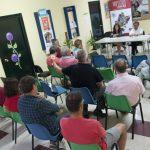 Los vecinos de Camino Viejo de Alarcos reclaman la anhelada rotonda de acceso al barrio