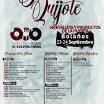 'Sabores del Quijote' promocionará durante el fin de semana los productos de la huerta de Bolaños