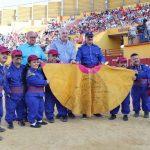 'El Bombero Torero' pasa a los anales de la tauromaquia en Almodóvar del Campo