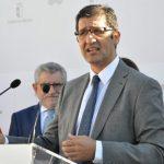 Caballero destaca en Valverde que 25.000 escolares conocerán el patrimonio de la provincia con la Diputación