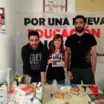 Ciudad Real: Primera cafetada del curso del Colectivo Estudiantil