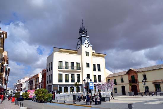 calzada ayuntamiento y plaza