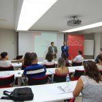 El Curso de Experto en Comercio Internacional de Cámara y Diputación reúne a una veintena de profesionales