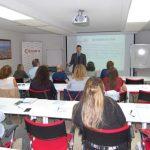 La Cámara de Comercio de Ciudad Real forma a una veintena de empresas en un taller sobre auditoría
