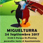 Colectivos animalistas organizan una manifestación antitaurina este domingo en Miguelturra