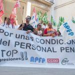 Trabajadores de prisiones advierten de que la falta de personal no permite garantizar la seguridad en los centros penitenciarios