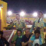 Curro Díaz y Diego Urdiales ofrecen una seria corrida en Almodóvar del Campo