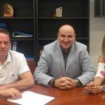 El Gobierno de Castilla-La Mancha aborda con la alcaldesa de Santa Cruz de Mudela diferentes temas de interés sanitario