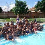 Miguelturra: Finalizan los cursos de aquagym y aquazumba