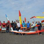 El Club de Aeromodelismo Daimiel organiza el Concurso de Veleros F3JB