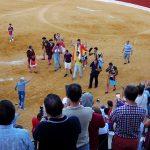 Puerta Grande para Rafaelillo, Tendero y Aranda en la corrida de feria