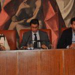 La Diputación apoya a los alcaldes y concejales de Cataluña que desempeñan sus funciones dentro de la legalidad
