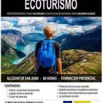 El sector turístico se posiciona en la provincia: Formarse en Ecoturismo será posible gracias al curso que tendrá lugar en Alcázar de San Juan