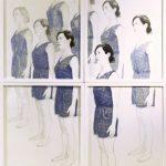 Laura Medina, segundo premio en el Concurso Internacional de Pintura de Quesada (Jaén)
