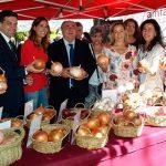 La Feria de la Cebolla busca un valor añadido para el sector agrario, estratégico para Castilla-La Mancha