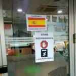 Un bar de Ciudad Real no admite independentistas