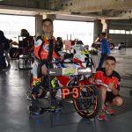 Puertollano: Espectacular remontada del piloto Quique López Nieto en Motorland Aragón