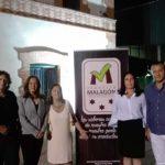 Jacinta Monroy testifica el apoyo de la Diputación a las 'Noches en la almazara' como iniciativa promocional
