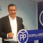 """Manuel Borja: """"Page tiene que repetir curso porque ha suspendido todas las asignaturas con un muy deficiente"""""""