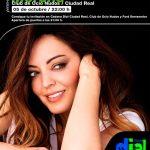 Merche en concierto en Ciudad Real el próximo 5 de octubre