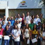 Puertollano: Veintiocho estudiantes universitarios finalizan sus prácticas de verano en el Complejo Industrial de Repsol