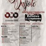 Los «Sabores del Quijote» se celebrarán este fin de semana en Bolaños