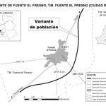 Fomento aprueba el estudio informativode la variante de Fuente el Fresno