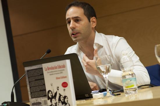 Alfonso la revolución educada 1