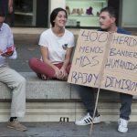 Concentración en solidaridad con el pueblo catalán - 10