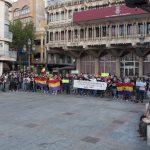 Concentración en solidaridad con el pueblo catalán - 13