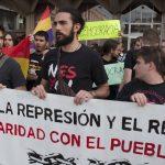 Concentración en solidaridad con el pueblo catalán - 3