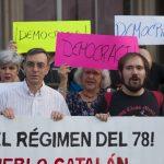 Concentración en solidaridad con el pueblo catalán - 7