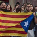 Concentración en solidaridad con el pueblo catalán - 8