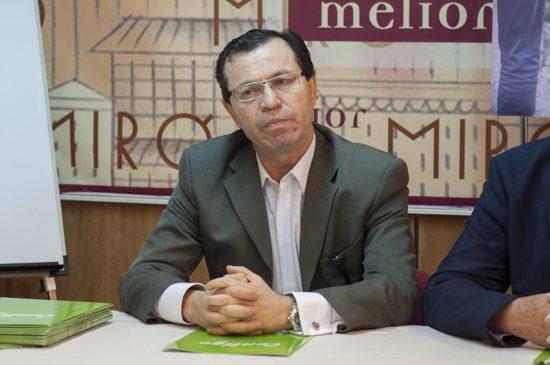Javier Molinero, coordinador provincial del CSD