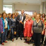 """Jesús Martín sobre el Día de la Mujer Rural: """"Es una manera de recobrar la memoria"""""""