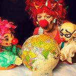 """Este domingo, """"Derretimos"""" de PTV Clown en el Teatro de la Sensación"""
