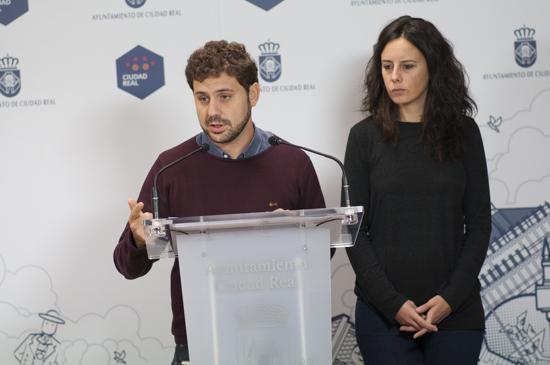Nieves Peinado y Jorge Fernández 2