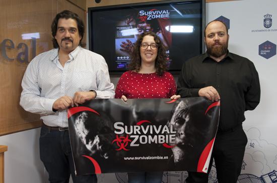 Presentación Survival Zombie 1