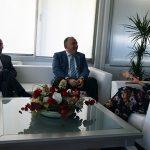 Zamora aborda con FECIR y Cámara de Comercio la necesidad de suelo para la instalación de empresas