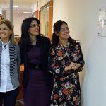"""Inaugurada la Sala """"Anita Borg"""" en la Escuela Superior de Informática para «visibilizar» a las mujeres científicas"""