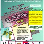 Actividades en torno al aceite de oliva virgen extra para celebrar el Día Internacional de la Mujer Rural en Villarrubia de los Ojos