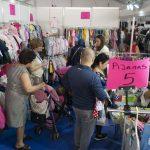 Una nueva edición de la Feria del Stock abre sus puertas en la Plaza Mayor