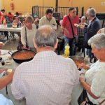 Diez asociaciones alimentaron el cariño que Aldea del Rey guarda a la berenjena