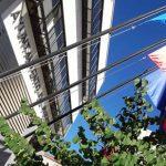 Puertollano:Izada la bandera de Francia en el edificio consistorial