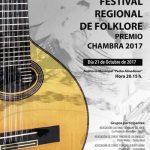 Puertollano: Premio Chambra a Chema Gallardo y grupos de Toledo y Pedro Muñoz en el XIX Festival de Folclore